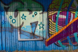 kdo Čistenie Graffiti