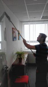 firma na umývanie okien