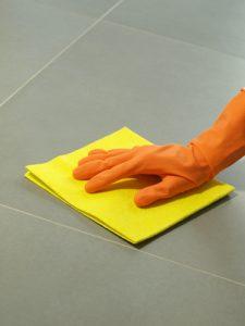cenník čistenie podláh