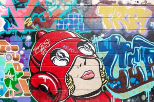 kvalitné odstránenie graffiti