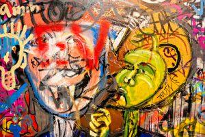 Čistenie a ochrana povrchu pred graffiti