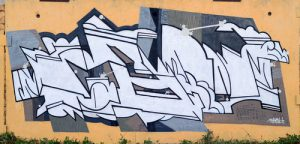 Ako sa brániť proti grafiti čmáraniciam? Sprejom!