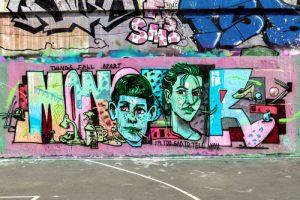 Graffiti - odstraňovanie, ochranné nátery