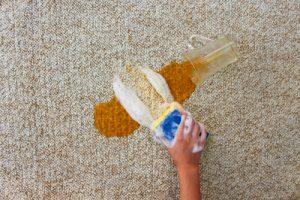 Ručné čistenie, tepovanie sedačiek a gaučov