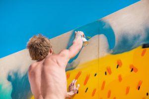 ako na odstraňovanie graffiti