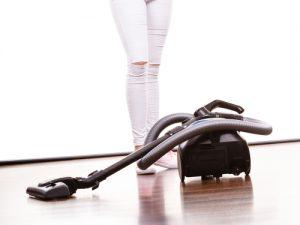 ako vyčistiť podlahu