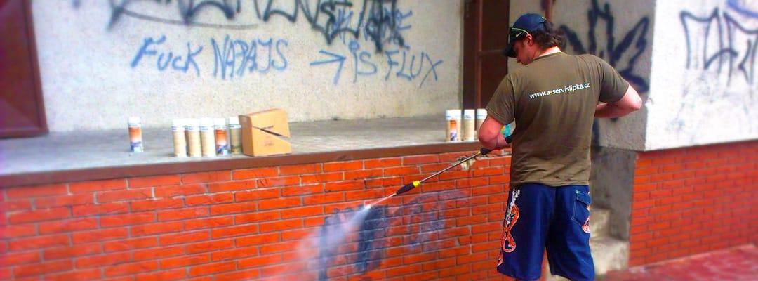 Anti grafitová ochrana